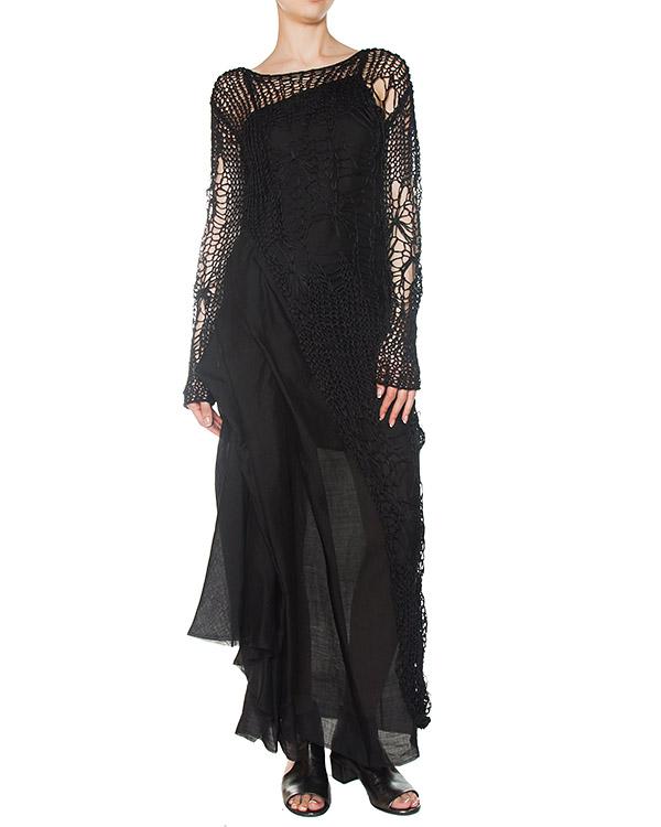 женская платье Isabel Benenato, сезон: лето 2017. Купить за 35600 руб.   Фото $i