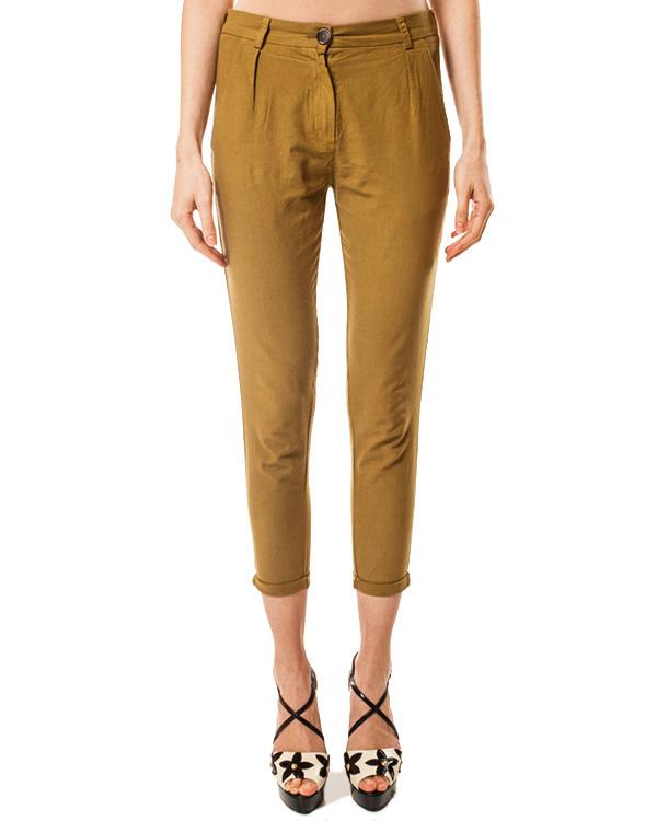 женская брюки SEMI-COUTURE, сезон: лето 2014. Купить за 5200 руб. | Фото $i