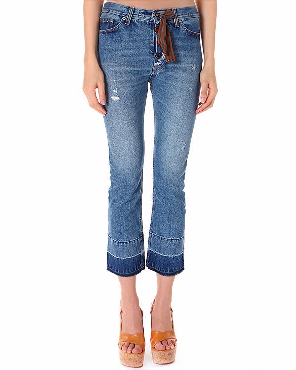 джинсы  артикул E01086 марки SEMI-COUTURE купить за 9800 руб.