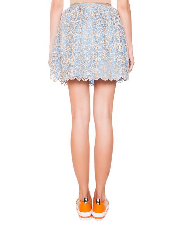 женская юбка Manoush, сезон: лето 2015. Купить за 8400 руб. | Фото $i