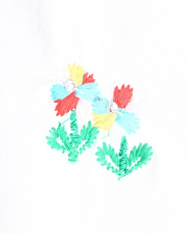 женская футболка Manoush, сезон: лето 2015. Купить за 4600 руб. | Фото $i