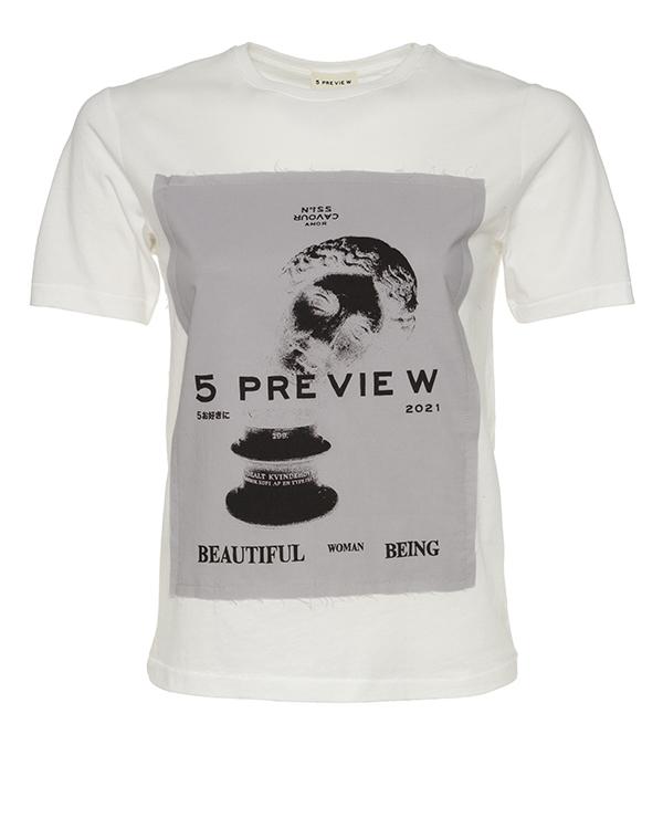 5Preview полуприлегающего силуэта артикул  марки 5Preview купить за 9300 руб.
