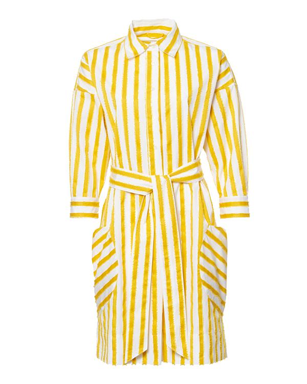 Sara Roka -рубашка из хлопка в полоску артикул  марки Sara Roka купить за 25100 руб.