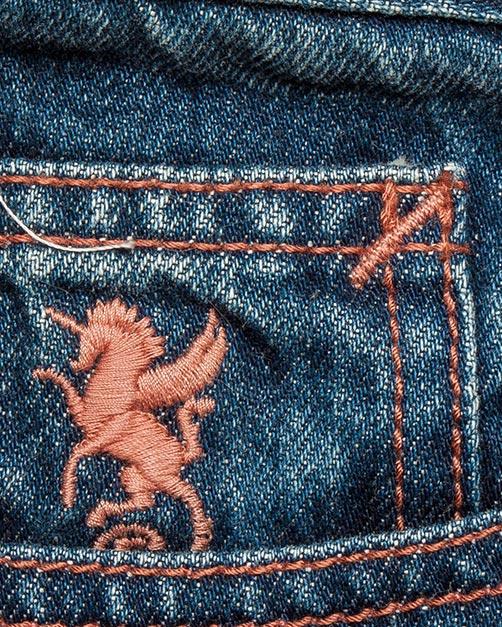 женская джинсы European Culture, сезон: зима 2016/17. Купить за 6300 руб.   Фото $i