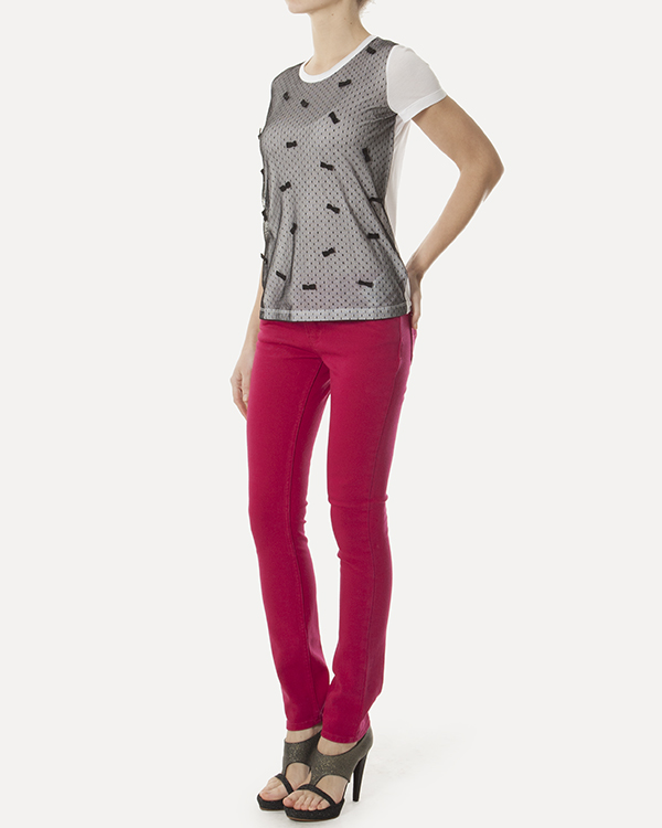 женская джинсы Valentino Red, сезон: лето 2013. Купить за 3500 руб. | Фото $i