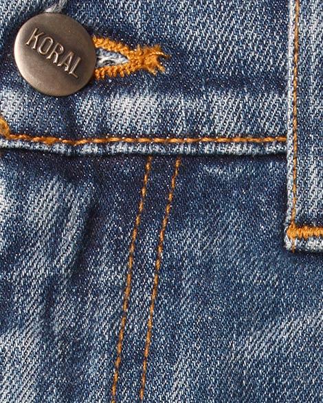 женская юбка Koral, сезон: лето 2015. Купить за 6500 руб. | Фото $i