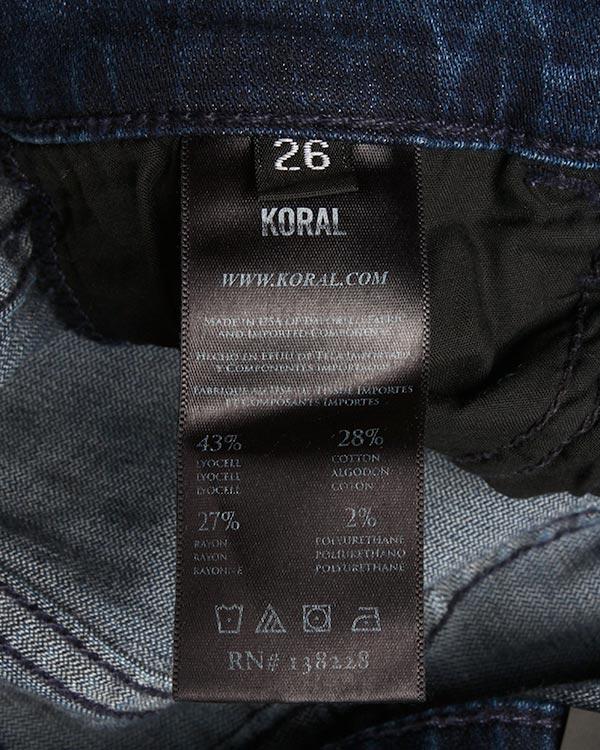 женская джинсы Koral, сезон: лето 2015. Купить за 8600 руб. | Фото $i