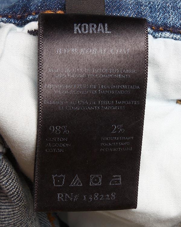 женская джинсы Koral, сезон: лето 2015. Купить за 8600 руб.   Фото $i