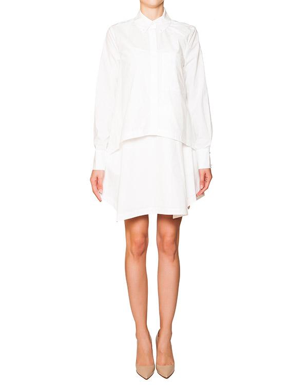 платье стилизованное под костюм артикул F151C505CP марки Derek Lam купить за 13400 руб.