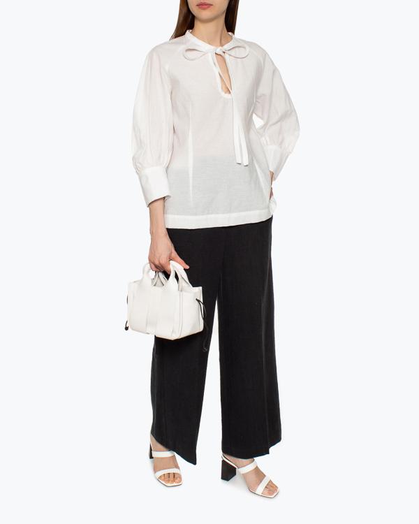 Женская блуза Unlabel, сезон: лето 2021. Купить за 16600 руб.   Фото 1
