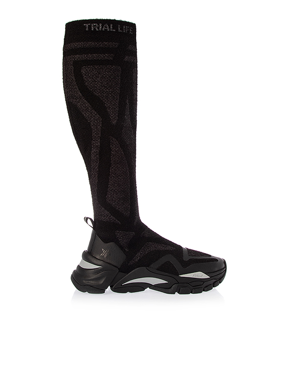 ASH -чулки из плотного текстиля артикул  марки ASH купить за 13900 руб.