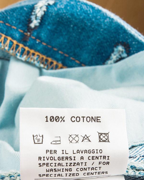 женская джинсы Forte Couture, сезон: лето 2016. Купить за 15200 руб. | Фото $i