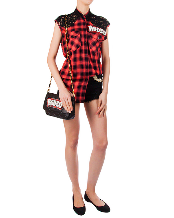 аксессуары сумка Forte Couture, сезон: лето 2016. Купить за 24100 руб. | Фото $i