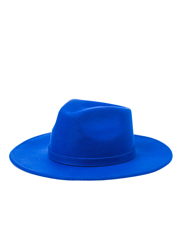 шляпа Saint MAEVE FEDORA 56-57 синий