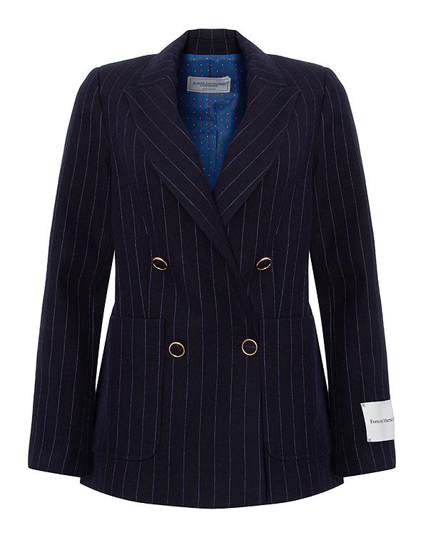 Forte Dei Marmi Couture с добавлением шерсти в тонкую полоску артикул  марки Forte Dei Marmi Couture купить за 41900 руб.