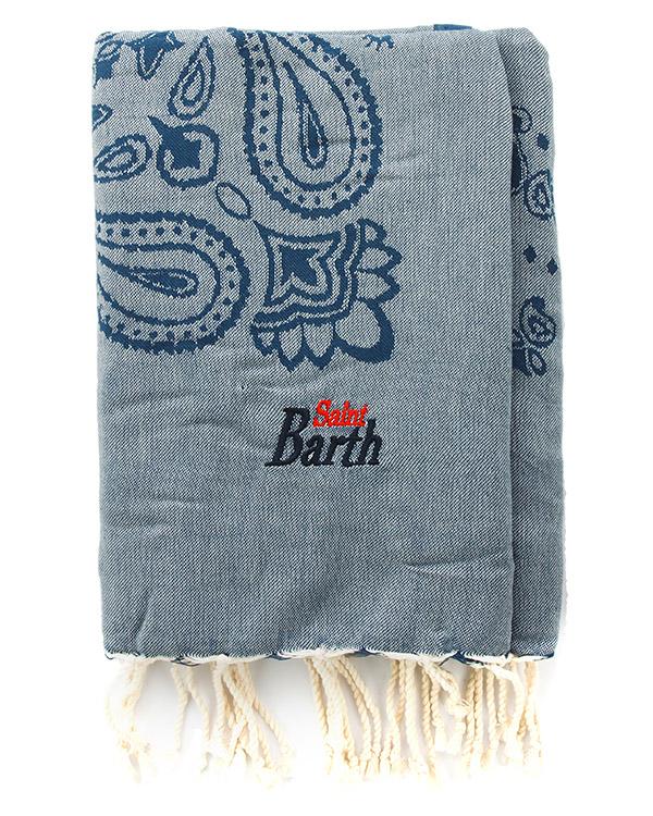 плед  артикул FOUTAS-BAN марки MC2 Saint Barth купить за 4600 руб.
