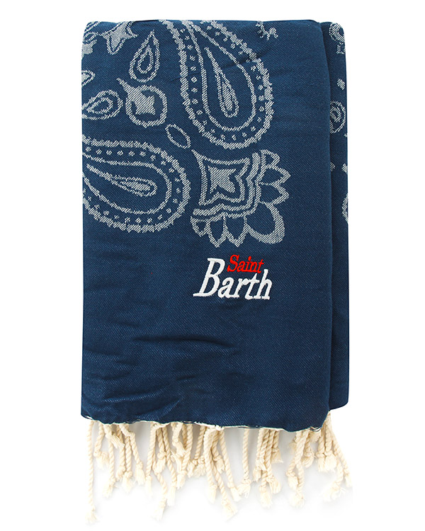 плед  артикул FOUTAS-BAN марки MC2 Saint Barth купить за 2300 руб.