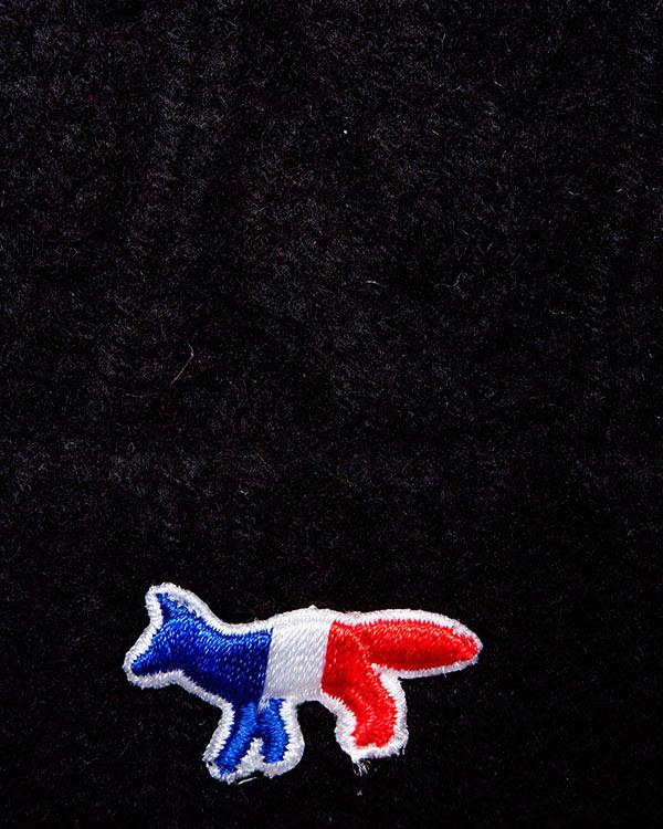 аксессуары шапка Maison Kitsune, сезон: зима 2015/16. Купить за 2100 руб. | Фото $i