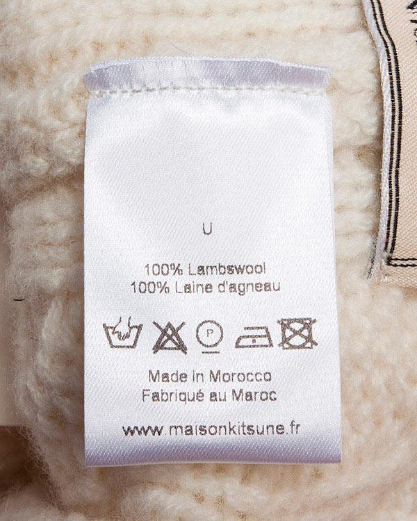 аксессуары шапка Maison Kitsune, сезон: зима 2015/16. Купить за 2100 руб.   Фото $i