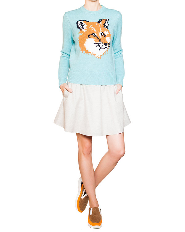 женская джемпер Maison Kitsune, сезон: зима 2015/16. Купить за 8700 руб. | Фото $i