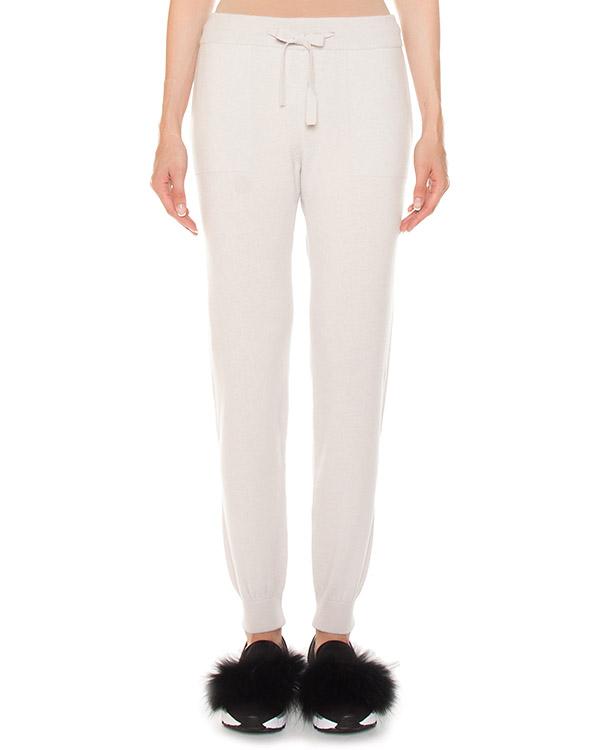брюки из шерсти и кашемира  артикул FW170050 марки MRZ купить за 24400 руб.