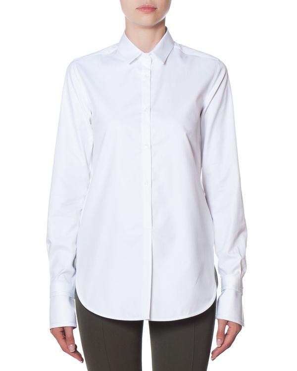 рубашка классического кроя из хлопка артикул FW170063 марки MRZ купить за 17000 руб.