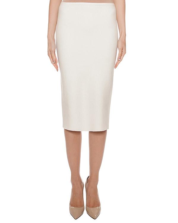 юбка из шерстяного трикотажа артикул G0160 марки MRZ купить за 12100 руб.