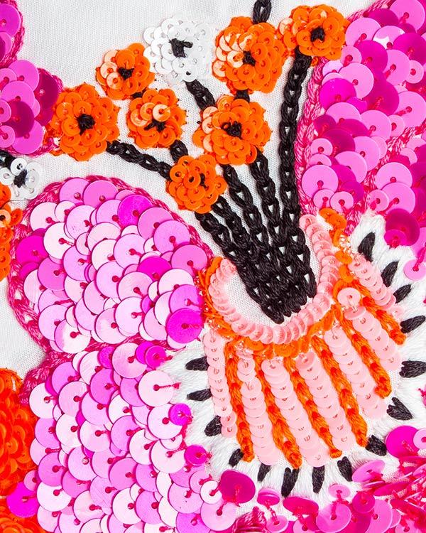 женская рубашка P.A.R.O.S.H., сезон: лето 2016. Купить за 13500 руб. | Фото $i