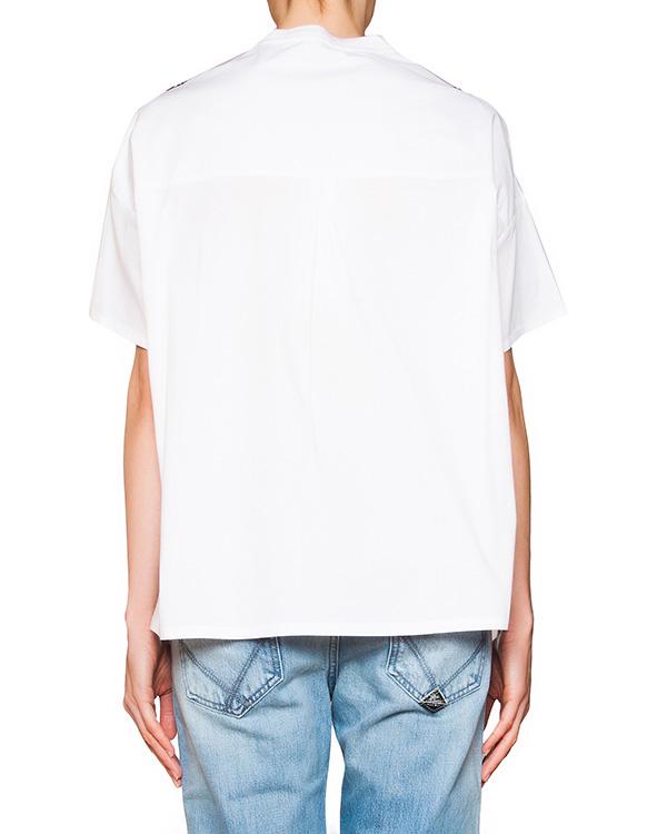 женская футболка P.A.R.O.S.H., сезон: лето 2016. Купить за 12200 руб.   Фото $i