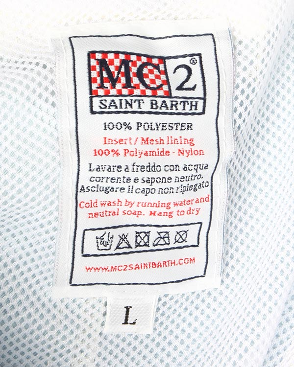 аксессуары плав.шорты MC2 Saint Barth, сезон: лето 2015. Купить за 11000 руб. | Фото $i