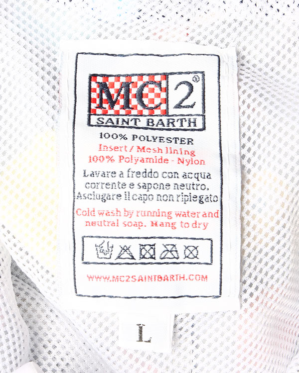аксессуары плав.шорты MC2 Saint Barth, сезон: лето 2015. Купить за 9400 руб.   Фото $i
