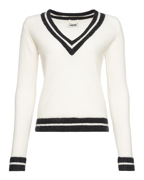 пуловер MAX&MOI H20PEDRO xs молочный+черный