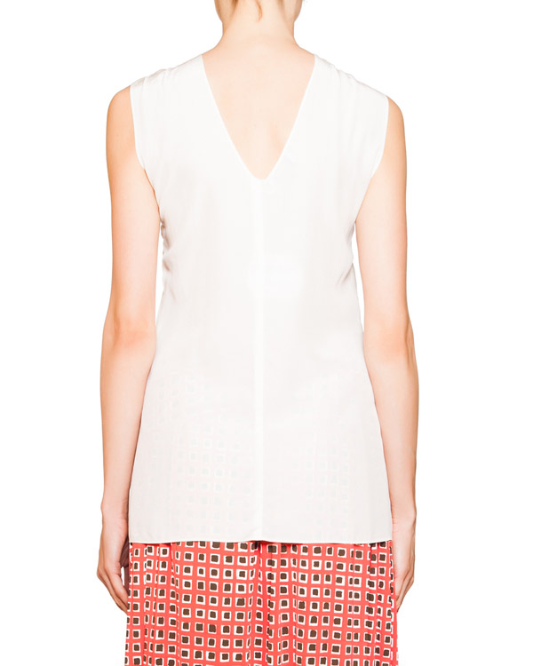 женская блуза CHEAP & CHIC, сезон: лето 2012. Купить за 6800 руб.   Фото $i