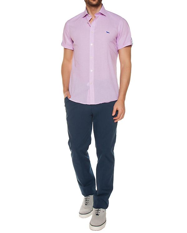 мужская рубашка Harmont & Blaine, сезон: лето 2017. Купить за 6400 руб.   Фото $i