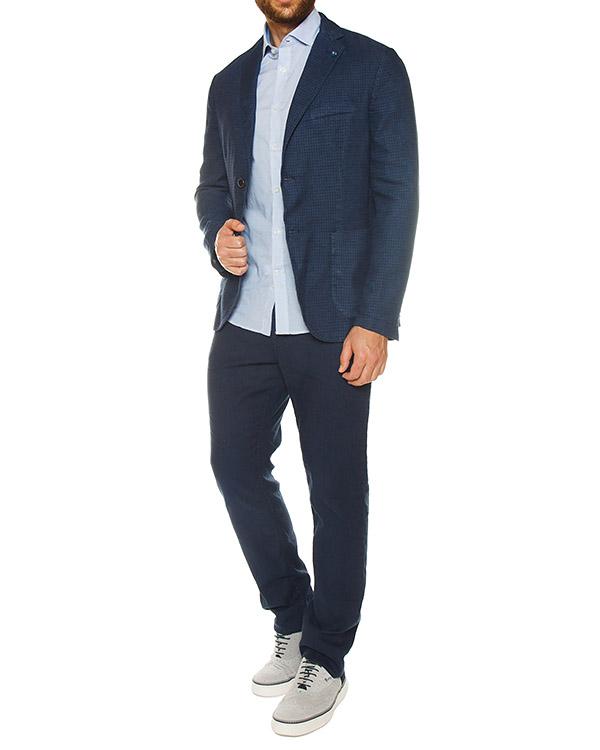мужская пиджак Harmont & Blaine, сезон: лето 2017. Купить за 15100 руб. | Фото $i