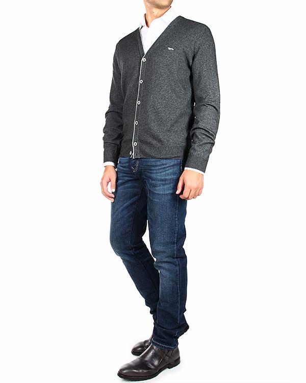 мужская джинсы Harmont & Blaine, сезон: зима 2014/15. Купить за 7400 руб. | Фото $i