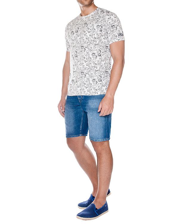 мужская футболка MC2 Saint Barth, сезон: лето 2016. Купить за 5900 руб. | Фото $i