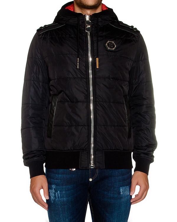 мужская куртка PHILIPP PLEIN, сезон: зима 2016/17. Купить за 69400 руб.   Фото $i