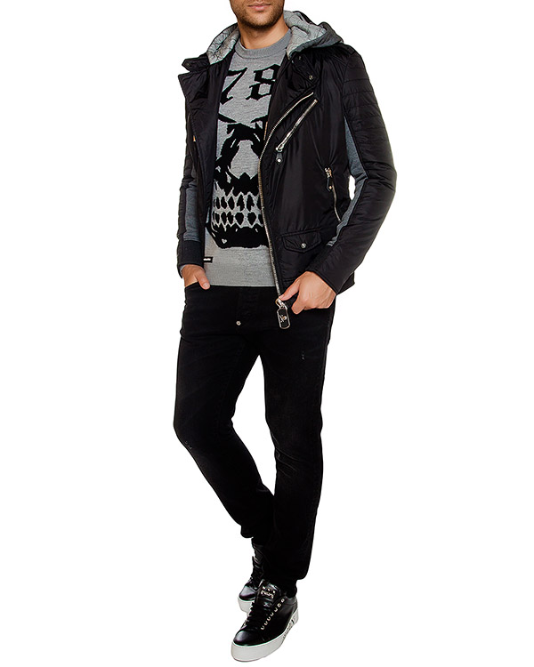 мужская куртка PHILIPP PLEIN, сезон: зима 2016/17. Купить за 60000 руб. | Фото $i