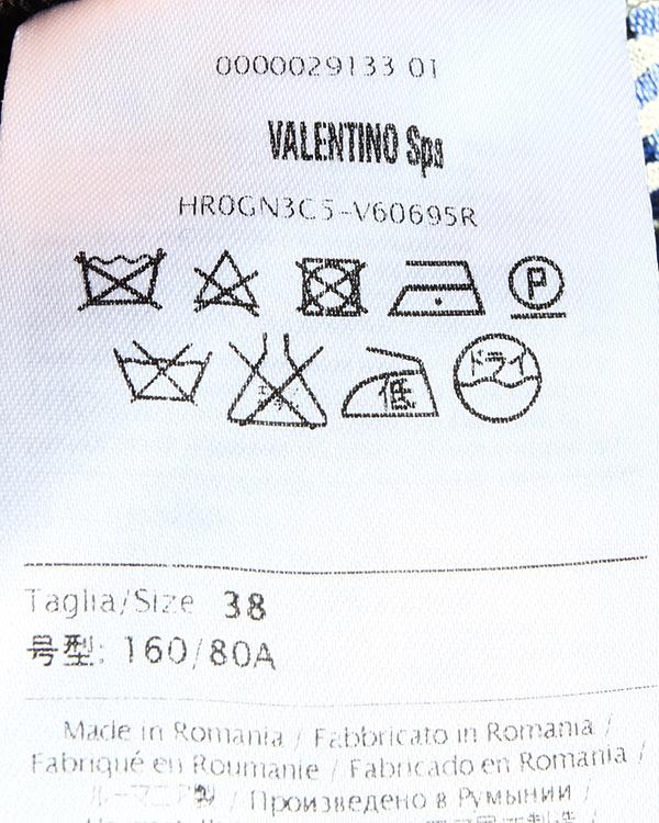 женская юбка Valentino Red, сезон: зима 2014/15. Купить за 6200 руб. | Фото $i