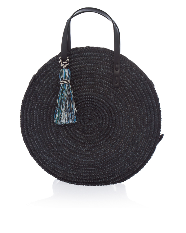 Rebecca Minkoff из плетеной соломы артикул HS18NWSX32 марки Rebecca Minkoff купить за 18900 руб.