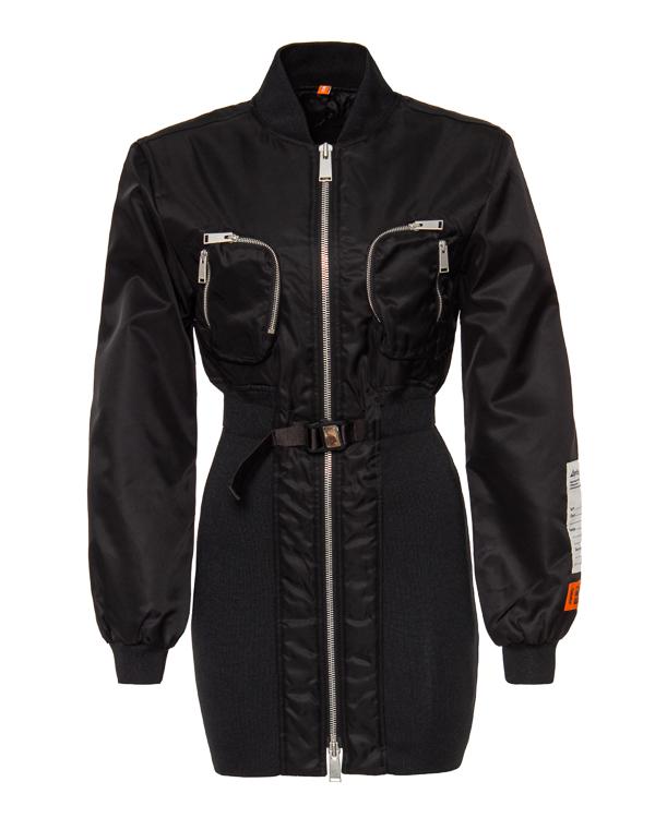 HERON PRESTON мини, стилизованное под куртку-бомбер  артикул  марки HERON PRESTON купить за 100900 руб.