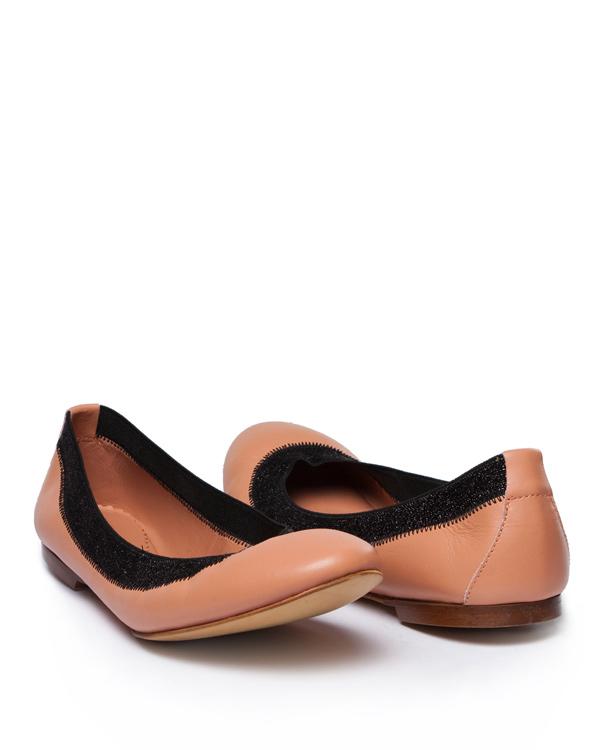 женская балетки Valentino Red, сезон: лето 2015. Купить за 6200 руб. | Фото $i