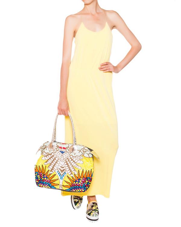 женская платье Essentiel, сезон: лето 2015. Купить за 2700 руб.   Фото 2