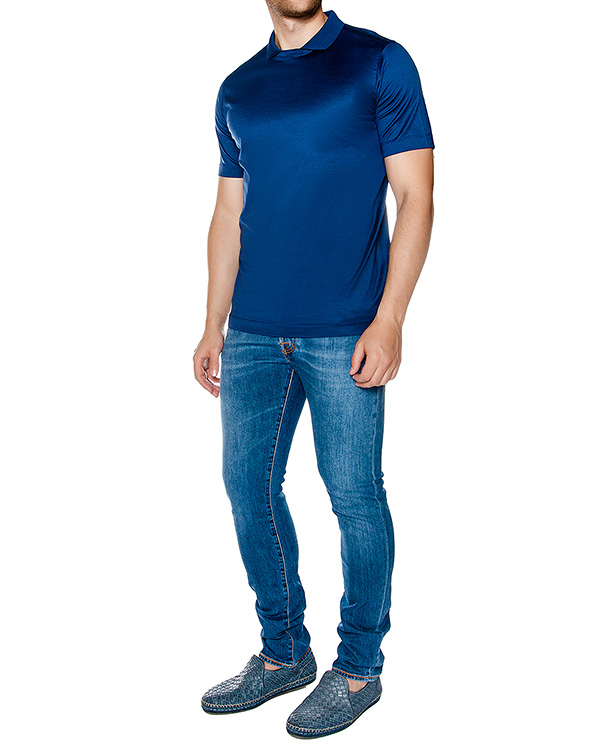 мужская джинсы Jacob Cohen, сезон: лето 2016. Купить за 13300 руб. | Фото $i