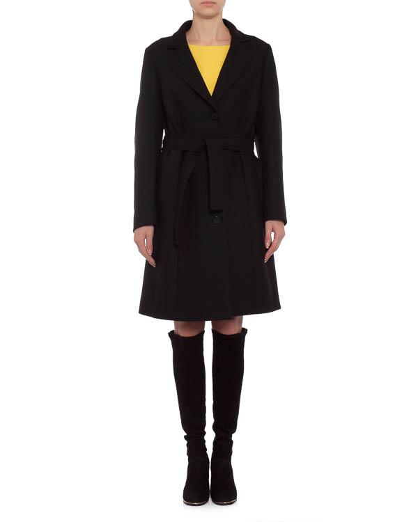 пальто приталенного кроя, с отложным воротником артикул JDD514A марки Jil Sander купить за 24800 руб.