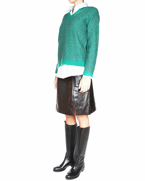 женская пуловер Jil Sander, сезон: зима 2014/15. Купить за 7900 руб. | Фото $i