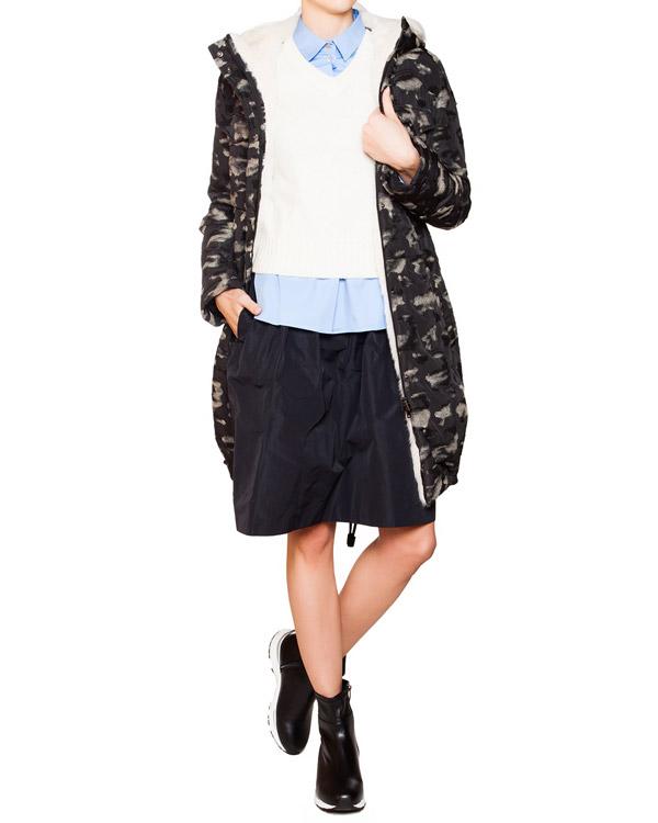женская рубашка Jil Sander, сезон: зима 2015/16. Купить за 6900 руб.   Фото $i