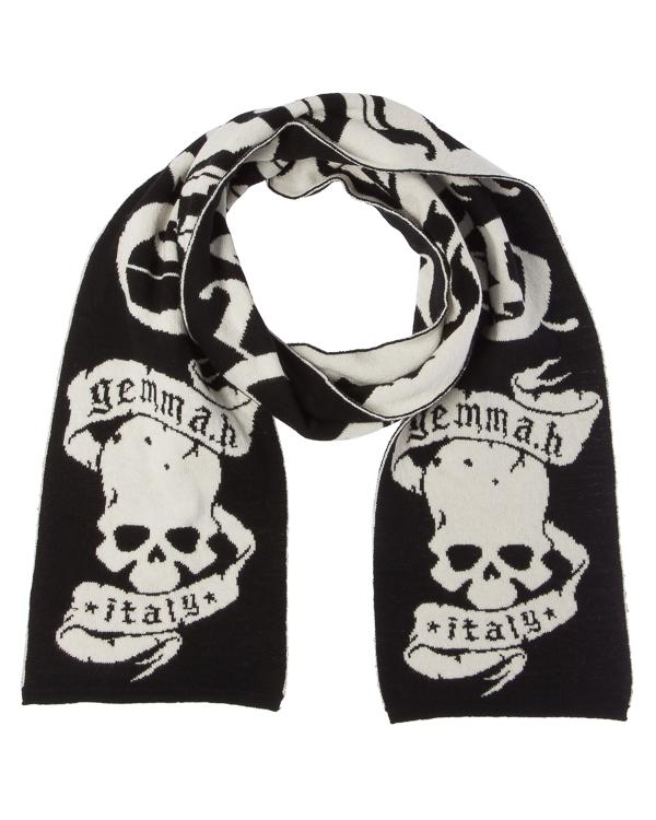 Gemma H из трикотажной шерсти с принтом  артикул JQCHSCIA марки Gemma H купить за 5700 руб.