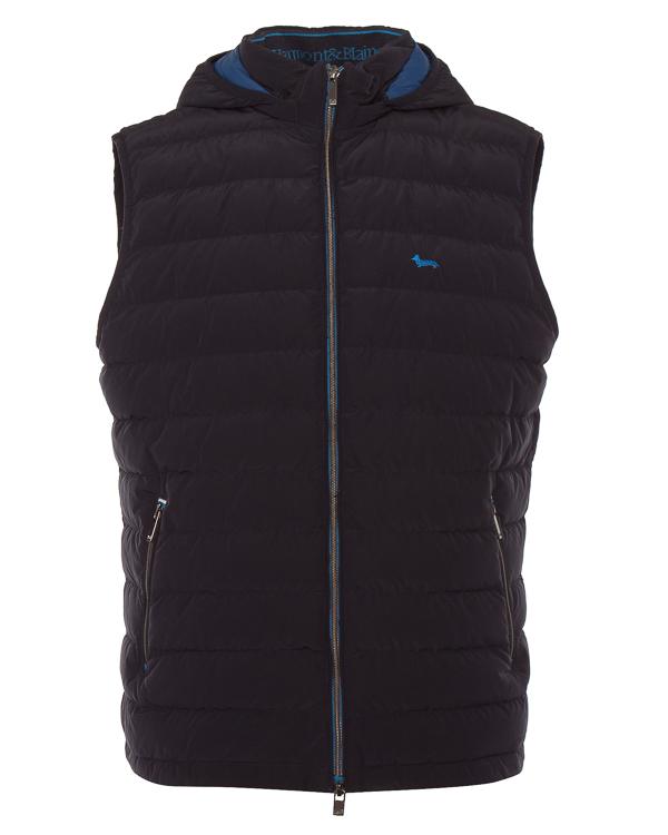 Harmont & Blaine с карманами и капюшоном артикул K0A011 марки Harmont & Blaine купить за 20700 руб.